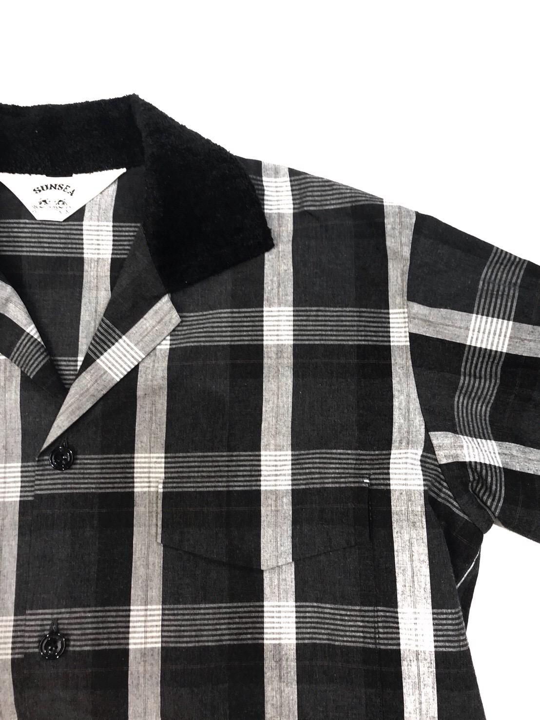 News Details新着情報詳細SUNSEA  ジゴロチェックシャツ 入荷しました。