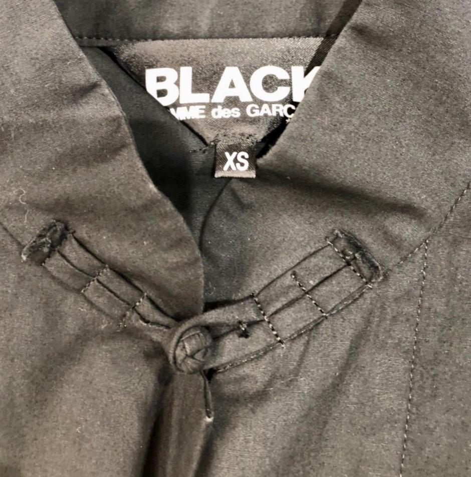 BLACK COMME des GARCONS